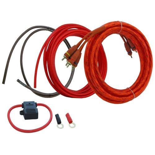 Установочный комплект INCAR PAC-410 красный/черный