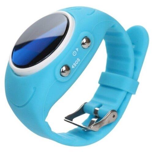 Фото - Детские умные часы Beverni Smart Watch Q520S (голубой) умные часы beverni smart watch t58 серебристый