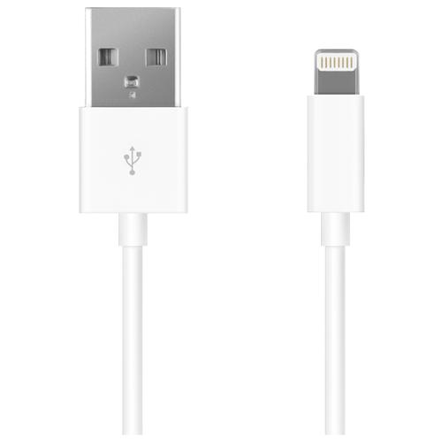 Кабель PRIME LINE USB - Lightning (7201) 1 м белый