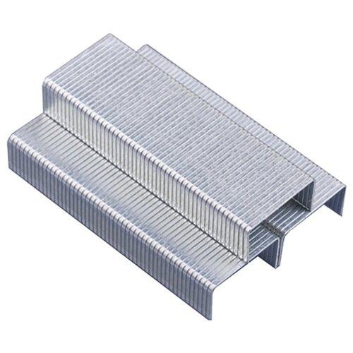 Скобы для степлера №24/6, 1000 штук, LACO (Германия), до 30 листов, НК24/6 скобы для степлера laco 24 6 1000 шт 225274