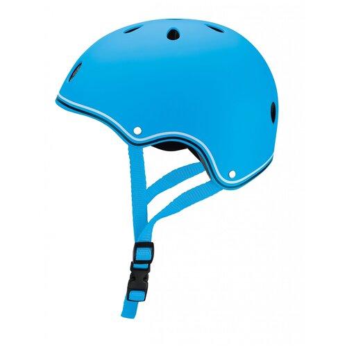 Фото - Шлем защитный GLOBBER Junior, р. XXS, голубой globber шлем globber evo lights