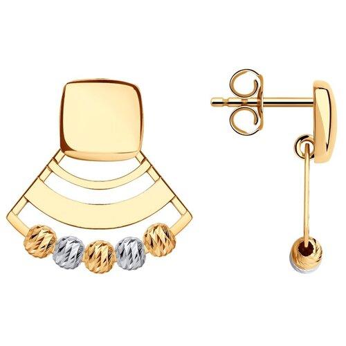 Diamant Серьги из золота 51-122-01234-1
