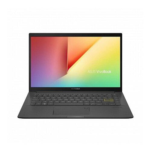 "Ноутбук ASUS VivoBook 14 K413EA-EB169T (Intel Core i3 1115G4 3000MHz/14""/1920x1080/8GB/256GB SSD/Intel UHD Graphics/Windows 10 Home) 90NB0RLF-M02400 Indie Black"