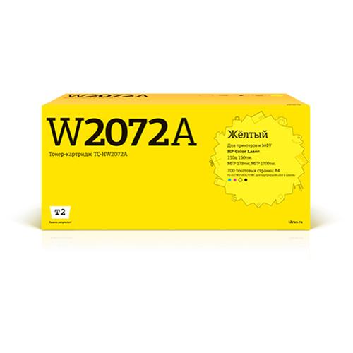 Фото - Картридж T2 TC-HW2072A, совместимый картридж t2 tc x5016 совместимый