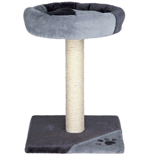 Игровой комплекс TRIXIE Tarifa 35 х 35 х 52 см серо-черный