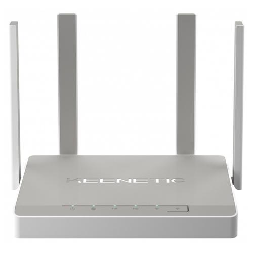 Wi-Fi роутер Keenetic Ultra KN-1810, серый