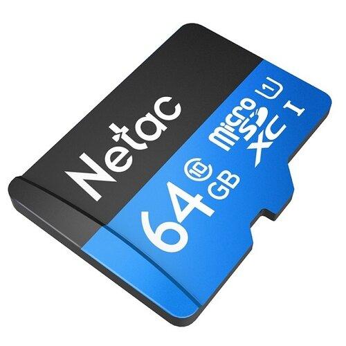Фото - Карта памяти Netac NT02P500STN-064G-R карта памяти netac nt02p500stn 016g s