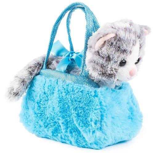 Котик в сумочке-переноске FANCY