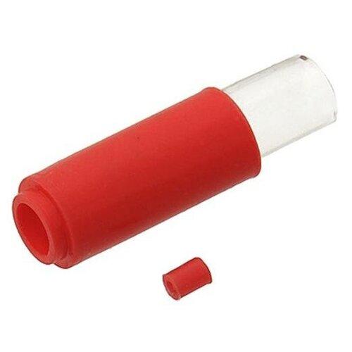 Аксессуар для страйкбола Prometheus Резинка хоп-апа жёсткая 80 градусов (PR4582109580462), красный, 1 шт.