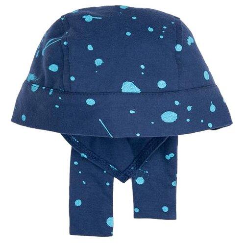 Бандана crockid размер 54-56, темно-синий/пятна краски к284, Головные уборы  - купить со скидкой