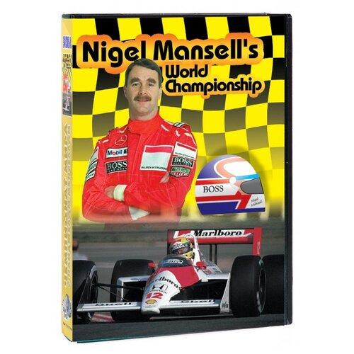 Фото - Картридж для приставок 16 bit Nigel Mansells Racing SK nigel mansell mansell my autobiography