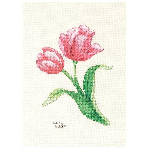 Купить Набор для вышивания Тюльпан XIU Crafts 2801703, Наборы для вышивания