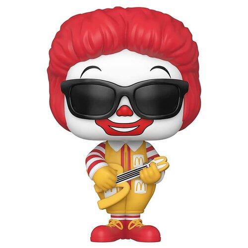 Фото - Фигурка Funko POP Ad Icons: McDonald`s – Rock Out Ronald McDonald (9,5 см) gregory mcdonald flynn