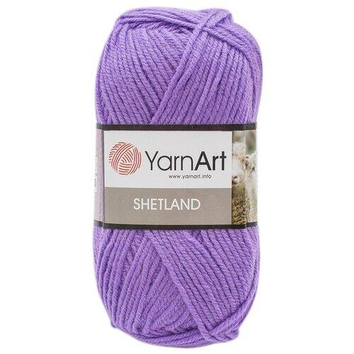 Купить Пряжа YarnArt 'Shetland' 100гр 220м (30% шерсть, 70% акрил) (514 сирень), 5 мотков