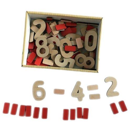 Набор цифр Raduga Kids Изучаем счет RK1148