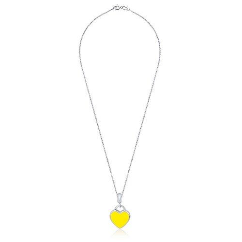 UMa & UMi Детский серебряный кулон подвеска Сердце UMI Symbols 319554800605
