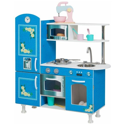 Кухня PAREMO PK218 синий