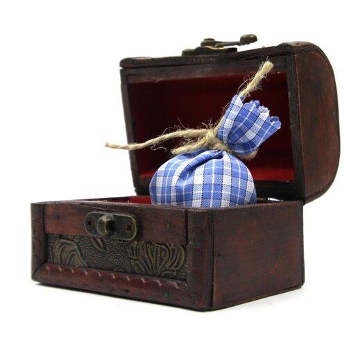 Ароматическое саше Midzumi Секрет гармонии, сундук сувенирный, малый