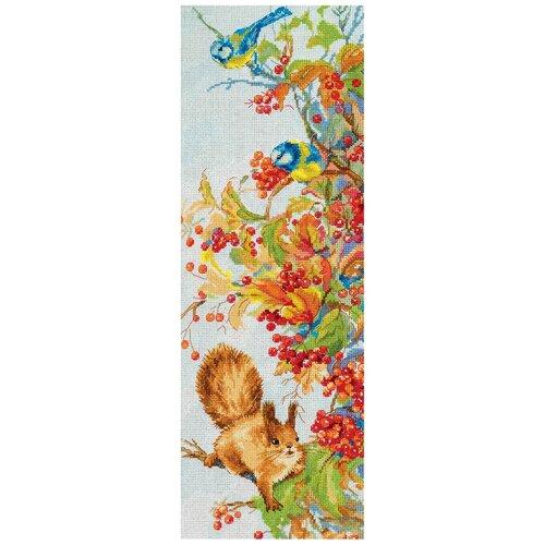 Купить Набор для вышивания PANNA Яркая осень 15.5x44.5 см, Наборы для вышивания