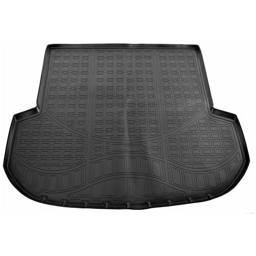 Коврик багажника NorPlast NPA00-T43-651 черный коврик багажника norplast npa00 t43 652 черный