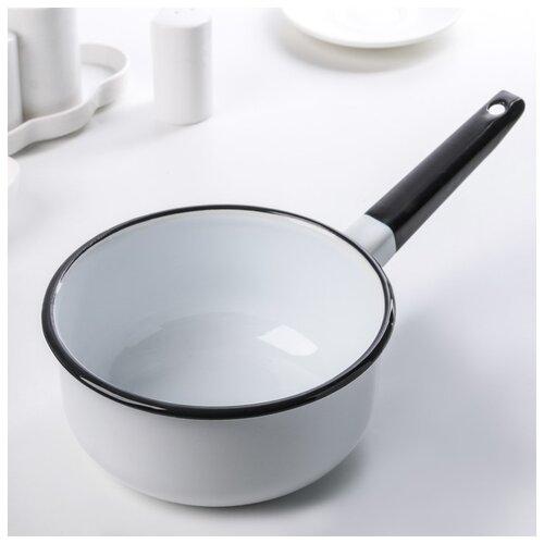 Ковш б/деколи(белый) 17х8,5 см 1,5 л 1737899