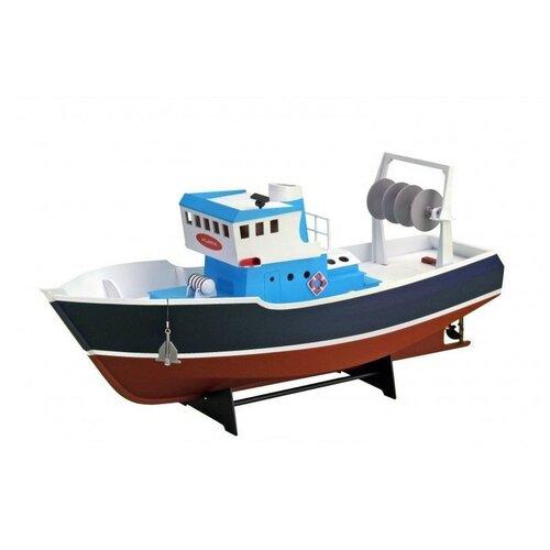 Собранная деревянная модель рыболовецкого судна Artesania Latina