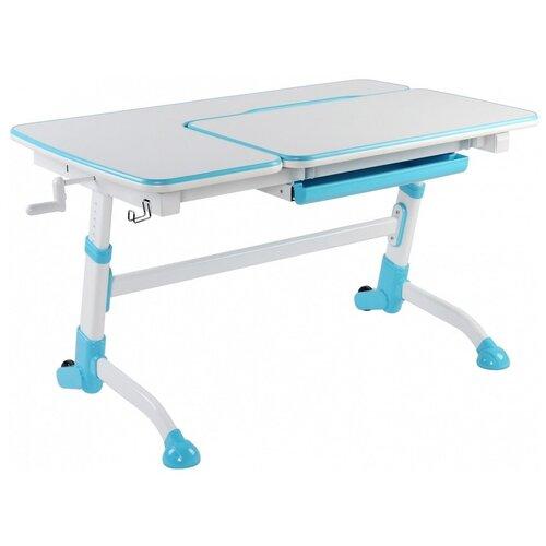 аксессуары для мебели fundesk ящик amare drawer Парта FUNDESK для школьника растущая Amare 119x73 см blue