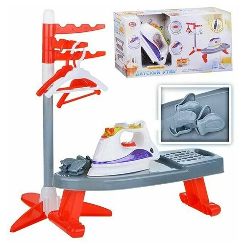 Игровой набор Play Smart 2303 белый/красный/фиолетовый/серый