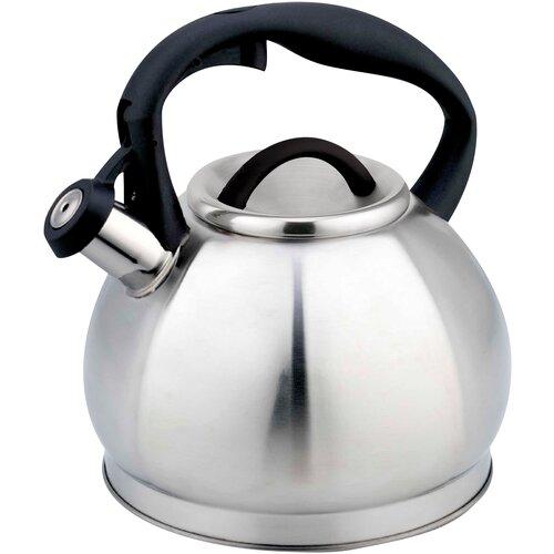 Чайник металлический BK-S637 3л. чайник металлический bk s637 3л