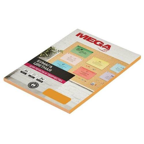 Фото - Бумага ProMEGA А4 Intensive 80 г/м² 50 лист., оранжевый водяной полотенцесушитель grota kamelo 50 80