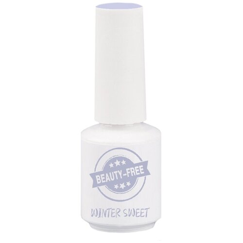 Фото - Гель-лак для ногтей Beauty-Free Winter Sweet, 8 мл, светло-сиреневый гель лак для ногтей beauty free winter sweet 4 мл оттенок пурпурно розовый