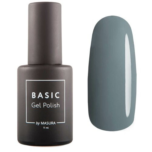 Гель-лак для ногтей Masura Basic, 11 мл, Кремовая Фантазия  - Купить