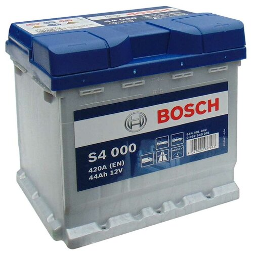 Автомобильный аккумулятор Bosch S4 000 (0 092 S40 001)