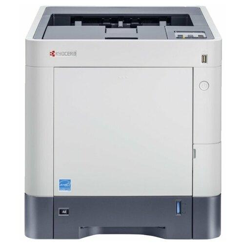 Фото - Принтер KYOCERA ECOSYS P6230cdn, серый/черный принтер kyocera p5026cdw