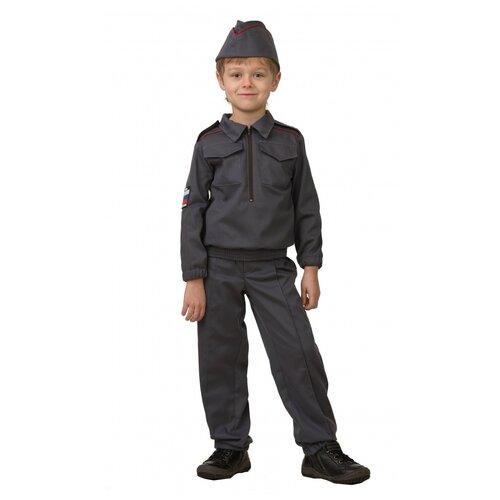 Купить Костюм 'Полицейский', размер 104 см., Батик, Карнавальные костюмы
