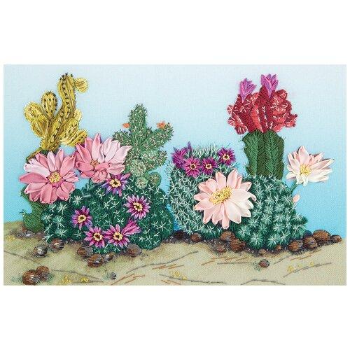 Купить Набор для вышивания PANNA Весна в пустыне 24x16.5 см, Наборы для вышивания
