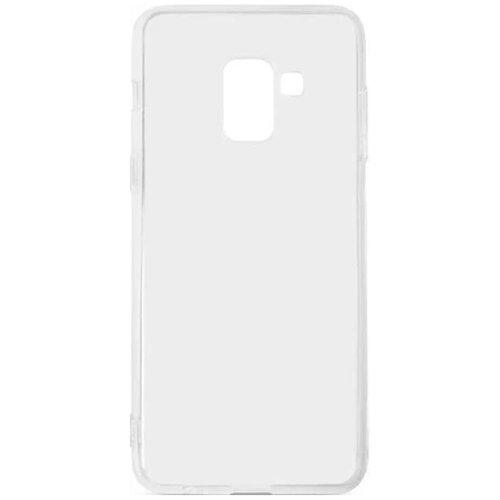 Силиконовый чехол прозрачный Samsung Galaxy A5 2018
