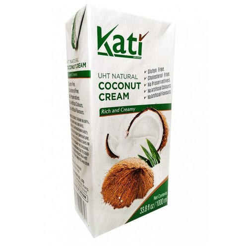 Сливки Kati ультрапастеризованные 24%, 1000 мл недорого