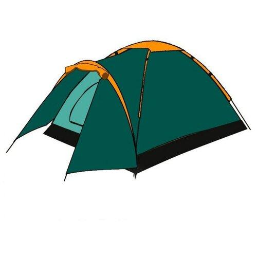 Палатка Totem Summer 3 Plus V2 зеленый