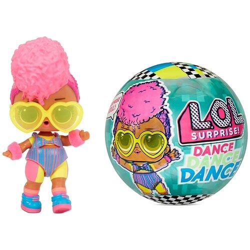 Кукла LOL Dance Dance Dance ЛОЛ Дэнс Дэнс Дэнс в шарике