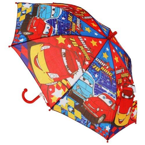 Зонт детский Играем вместе Ралли 45см, со свистком