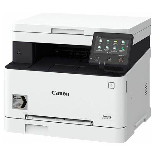 Фото - МФУ Canon i-SENSYS MF641Cw, белый/черный мфу canon i sensys mf641cw белый черный