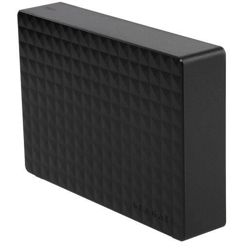 Фото - Внешний HDD Seagate Expansion desktop (STEB) 6 TB, черный внешний hdd seagate expansion stea 5 tb черный
