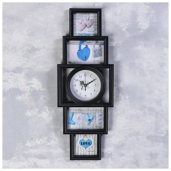 Часы настенные, серия: Фото,