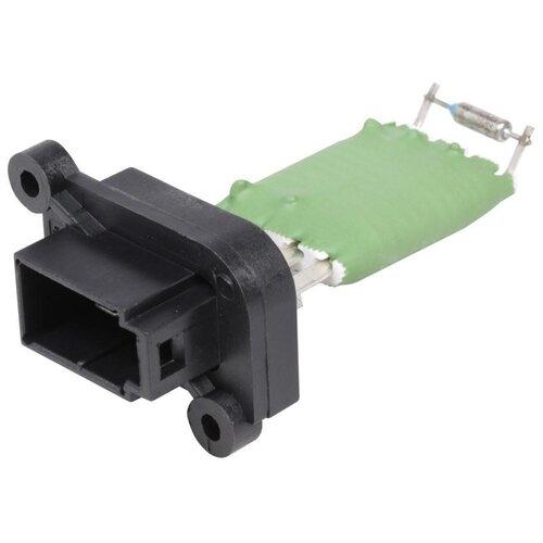 Резистор электровентилятора отопителя Transit (00-)/Transit (06-) LUZAR
