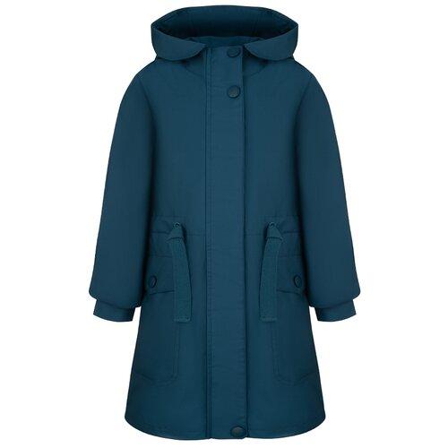 Купить OCSS21JK2T004 Куртка (ветровка) д/дев. Зара 4-5 л размер 110-60-54 цвет т.бирюзовый, Oldos, Куртки и пуховики