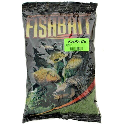 Прикормочная смесь FishBait Premium Карась 1000 г