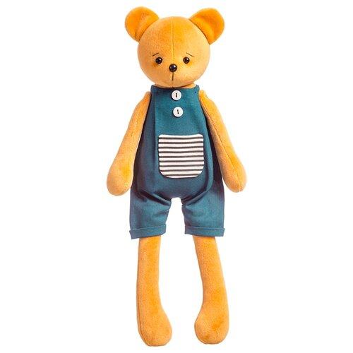 Купить Набор для изготовления кукол и мягких игрушек Медвежонок Потап ТК-041, Малиновый слон, Изготовление кукол и игрушек
