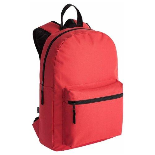 Фото - Городской рюкзак Unit Base, красный рюкзак unit base светло оранжевый