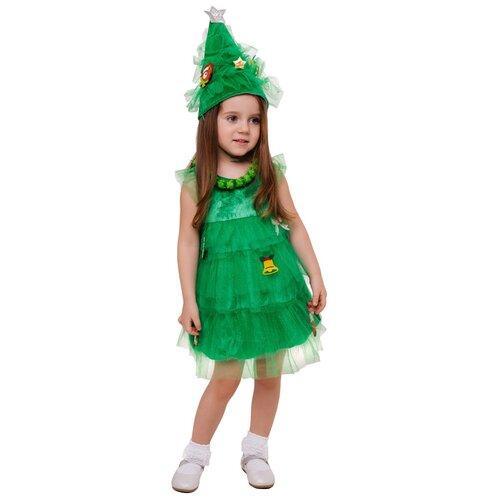 Купить Костюм ёлки, размер 104 см., пуговка, Карнавальные костюмы